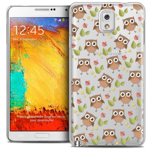 Coque Crystal Galaxy Note 3 Extra Fine Summer - Hibou