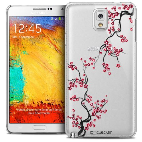 Coque Crystal Galaxy Note 3 Extra Fine Summer - Sakura