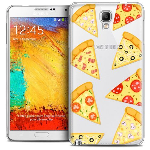 Coque Crystal Galaxy Note 3 Neo/Mini Extra Fine Foodie - Pizza