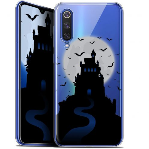 "Coque Gel Xiaomi Mi 9 SE (5.97"") Extra Fine Halloween - Castle Nightmare"