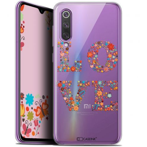 "Coque Gel Xiaomi Mi 9 SE (5.97"") Extra Fine Summer - Love Flowers"