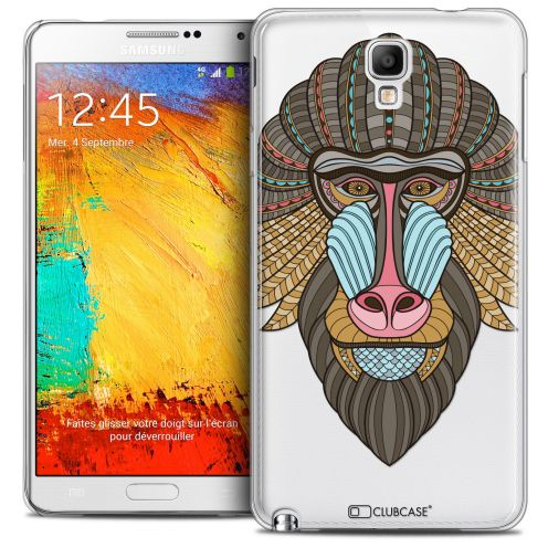 Coque Crystal Galaxy Note 3 Neo/Mini Extra Fine Summer - Babouin