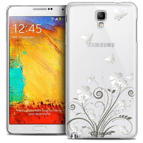 Coque Crystal Galaxy Note 3 Neo/Mini Extra Fine Summer - Papillons