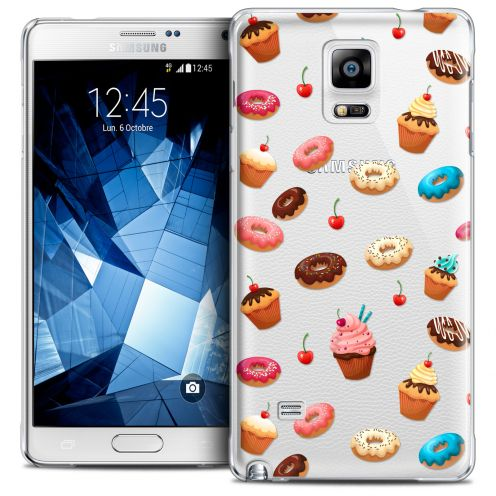 Coque Crystal Galaxy Note 4 Extra Fine Foodie - Donuts
