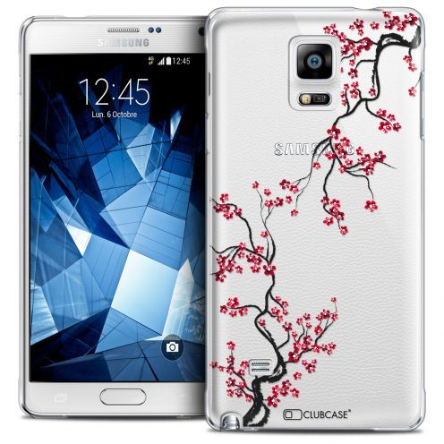 Coque Crystal Galaxy Note 4 Extra Fine Summer - Sakura