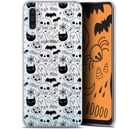 "Coque Gel Samsung Galaxy A50 (6.4"") Extra Fine Halloween - Spooky"