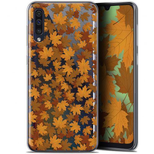 "Coque Gel Samsung Galaxy A50 (6.4"") Extra Fine Autumn 16 - Feuilles"