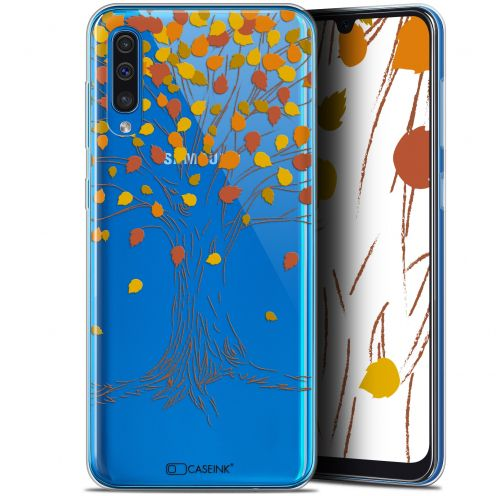 "Coque Gel Samsung Galaxy A50 (6.4"") Extra Fine Autumn 16 - Tree"