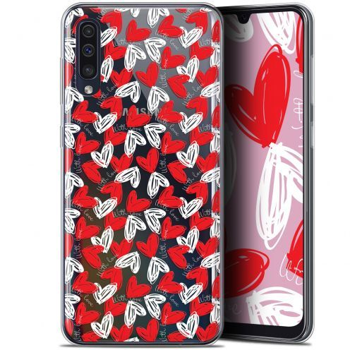 "Coque Gel Samsung Galaxy A50 (6.4"") Extra Fine Love - With Love"