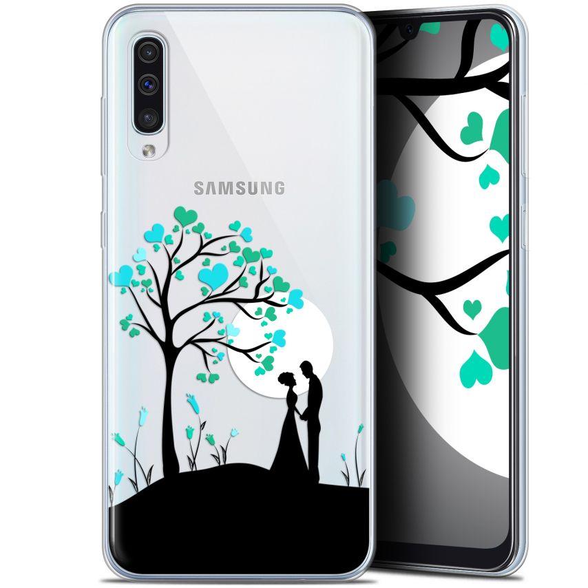 "Coque Gel Samsung Galaxy A50 (6.4"") Extra Fine Love - Sous l'arbre"