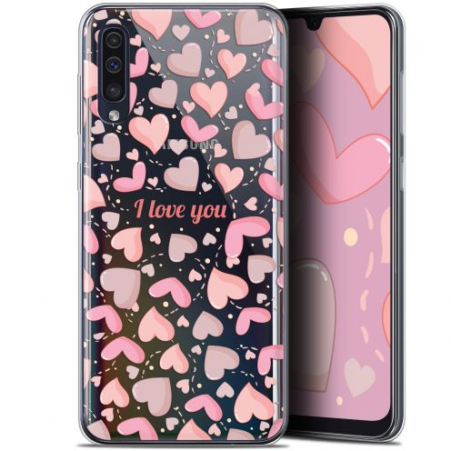 "Coque Gel Samsung Galaxy A50 (6.4"") Extra Fine Love - I Love You"
