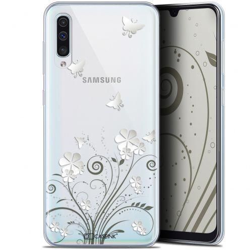 "Coque Gel Samsung Galaxy A50 (6.4"") Extra Fine Summer - Papillons"