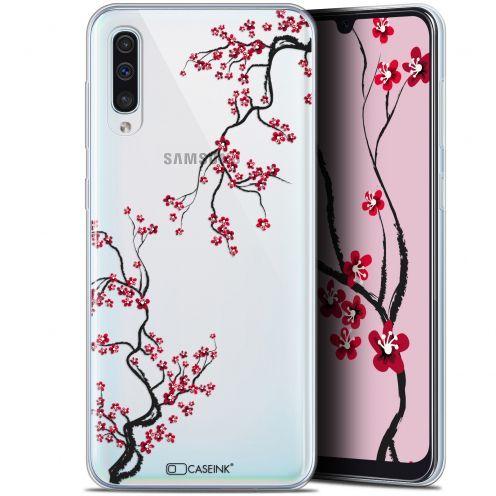 "Coque Gel Samsung Galaxy A50 (6.4"") Extra Fine Summer - Sakura"