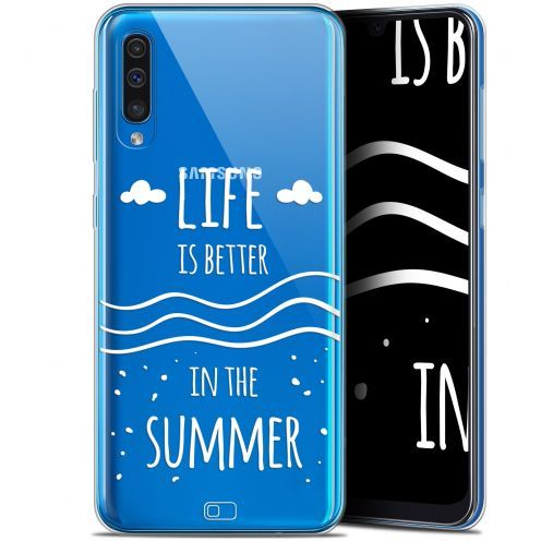"Coque Gel Samsung Galaxy A50 (6.4"") Extra Fine Summer - Life's Better"