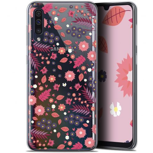 "Coque Gel Samsung Galaxy A50 (6.4"") Extra Fine Spring - Printemps"