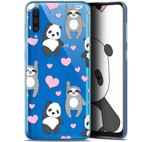 "Coque Gel Samsung Galaxy A50 (6.4"") Extra Fine Motif - Panda'mour"