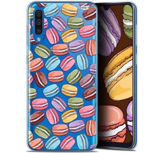 "Coque Gel Samsung Galaxy A50 (6.4"") Extra Fine Motif - Macarons"