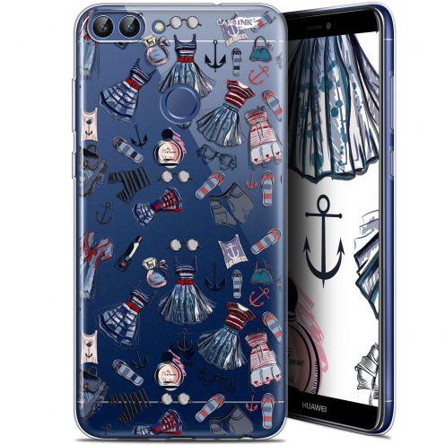"Coque Gel Huawei P Smart (5.7"") Extra Fine Motif - Fashionista"