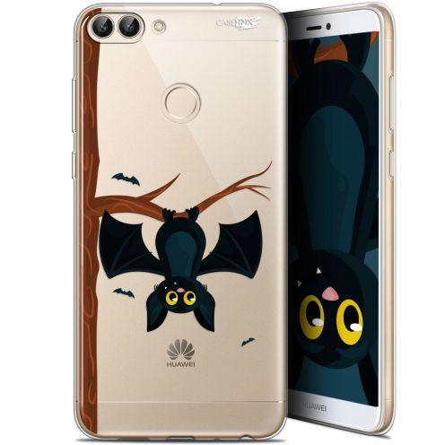 """Coque Gel Huawei P Smart (5.7"""") Extra Fine Motif - Petite Chauve Souris"""