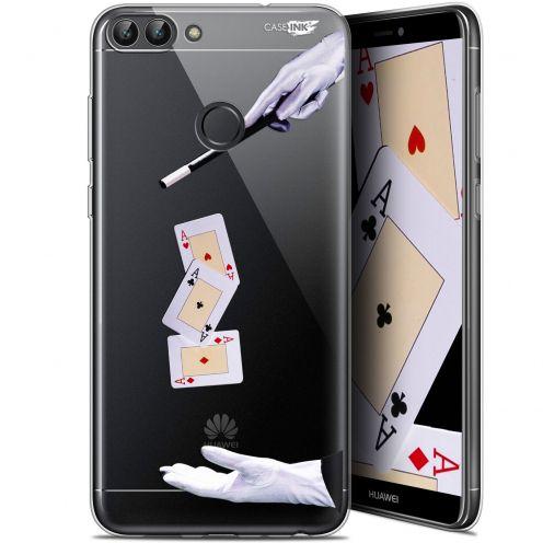"Coque Gel Huawei P Smart (5.7"") Extra Fine Motif - Cartes Magiques"