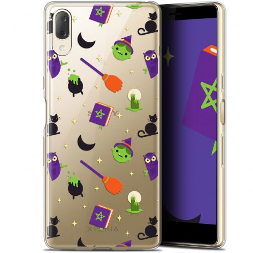 "Coque Gel Sony Xperia L3 (5.7"") Extra Fine Halloween - Witch Potter"