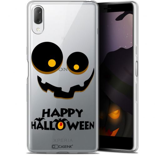 "Coque Gel Sony Xperia L3 (5.7"") Extra Fine Halloween - Happy"