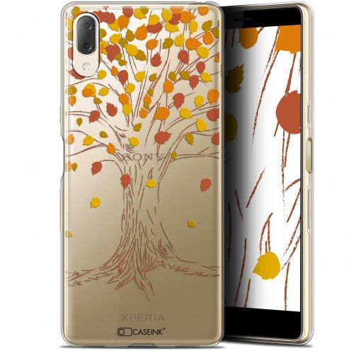 "Coque Gel Sony Xperia L3 (5.7"") Extra Fine Autumn 16 - Tree"