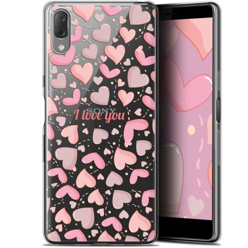 """Coque Gel Sony Xperia L3 (5.7"""") Extra Fine Love - I Love You"""