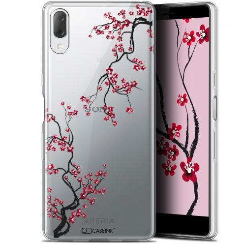 "Coque Gel Sony Xperia L3 (5.7"") Extra Fine Summer - Sakura"