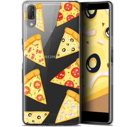 """Coque Gel Sony Xperia L3 (5.7"""") Extra Fine Foodie - Pizza"""