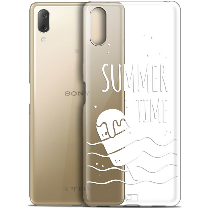 """Coque Gel Sony Xperia L3 (5.7"""") Extra Fine Summer - Summer Time"""