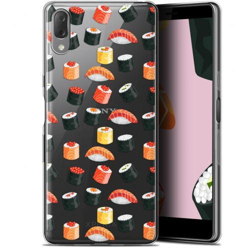 "Coque Gel Sony Xperia L3 (5.7"") Extra Fine Foodie - Sushi"