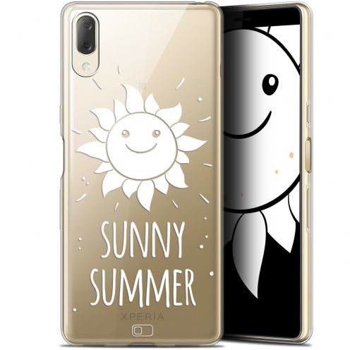 "Coque Gel Sony Xperia L3 (5.7"") Extra Fine Summer - Sunny Summer"