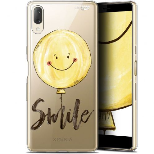 """Coque Gel Sony Xperia L3 (5.7"""") Extra Fine Motif - Smile Baloon"""