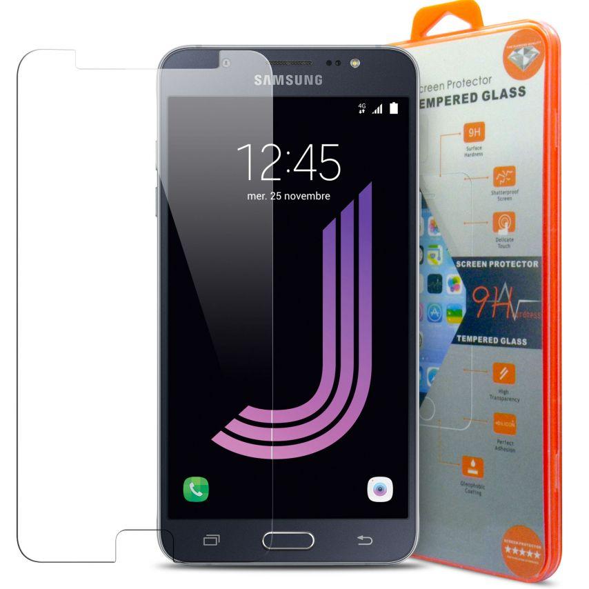 Protection d'écran Verre trempé Samsung Galaxy J7 2016 (J710) - 9H Glass Pro+ HD 0.33mm 2.5D