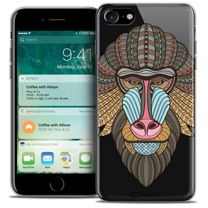 "Coque Crystal Gel Apple iPhone 7 (4.7"") Extra Fine Summer - Babouin"