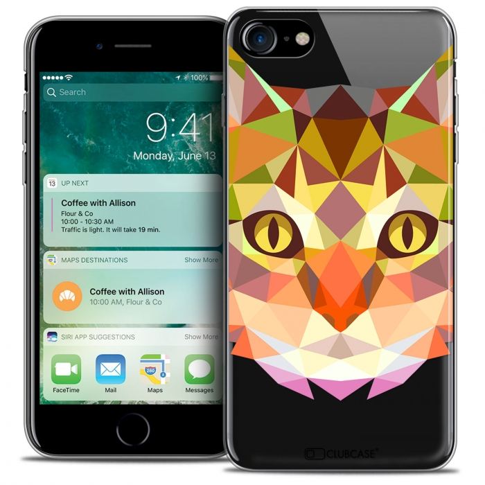 coque iphone 10 xs chat