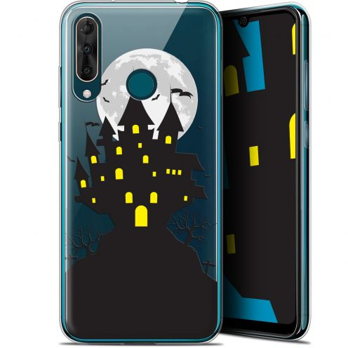 "Coque Gel Wiko View 3 PRO (6.3"") Extra Fine Halloween - Castle Scream"