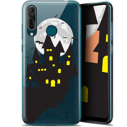 "Coque Gel Wiko View 3 PRO (6.3"") Extra Fine Halloween - Castle Dream"