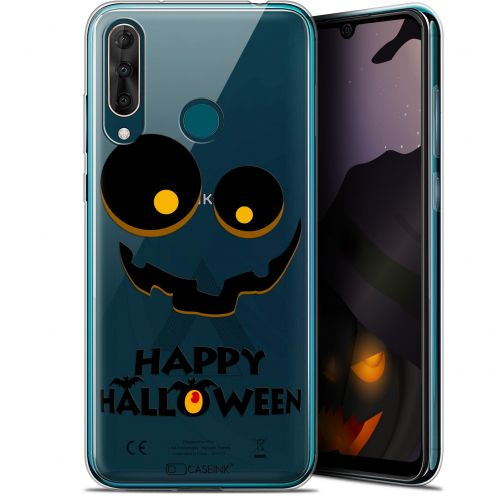 "Coque Gel Wiko View 3 PRO (6.3"") Extra Fine Halloween - Happy"