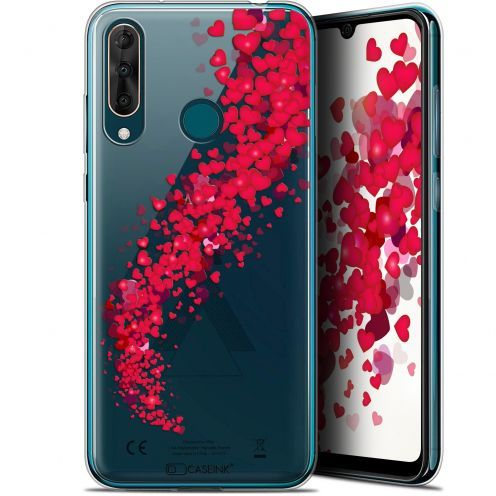 "Coque Gel Wiko View 3 PRO (6.3"") Extra Fine Love - Tornado"