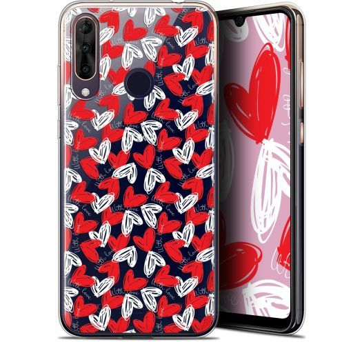 "Coque Gel Wiko View 3 PRO (6.3"") Extra Fine Love - With Love"