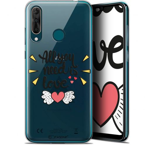 "Coque Gel Wiko View 3 PRO (6.3"") Extra Fine Love - All U Need Is"