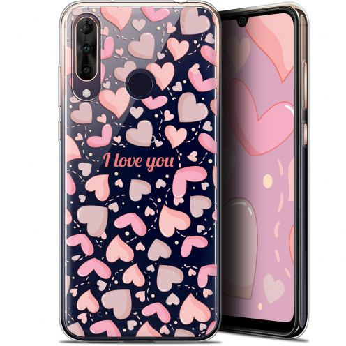 """Coque Gel Wiko View 3 PRO (6.3"""") Extra Fine Love - I Love You"""