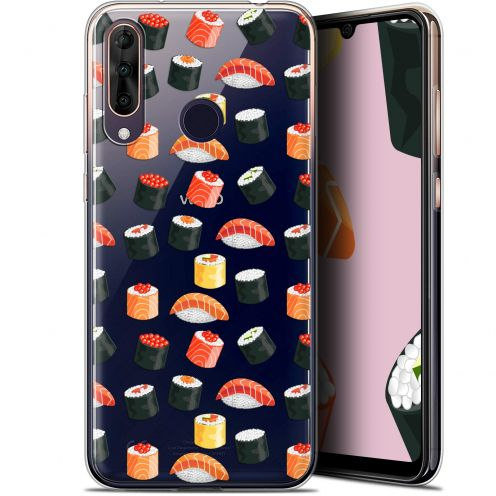 """Coque Gel Wiko View 3 PRO (6.3"""") Extra Fine Foodie - Sushi"""