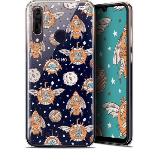 "Coque Gel Wiko View 3 PRO (6.3"") Extra Fine Motif - Punk Space"