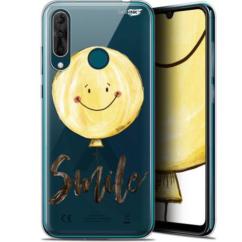 """Coque Gel Wiko View 3 PRO (6.3"""") Extra Fine Motif -  Smile Baloon"""