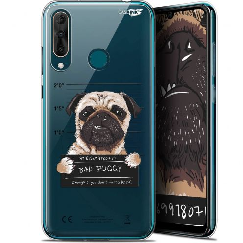 "Coque Gel Wiko View 3 PRO (6.3"") Extra Fine Motif - Beware The Puggy Dog"