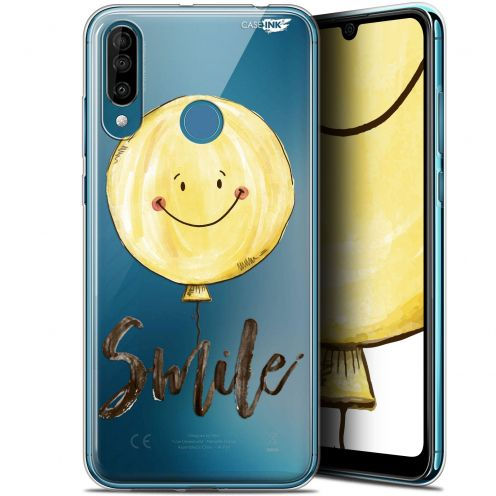 """Coque Gel Wiko View 3 (6.26"""") Extra Fine Motif - Smile Baloon"""