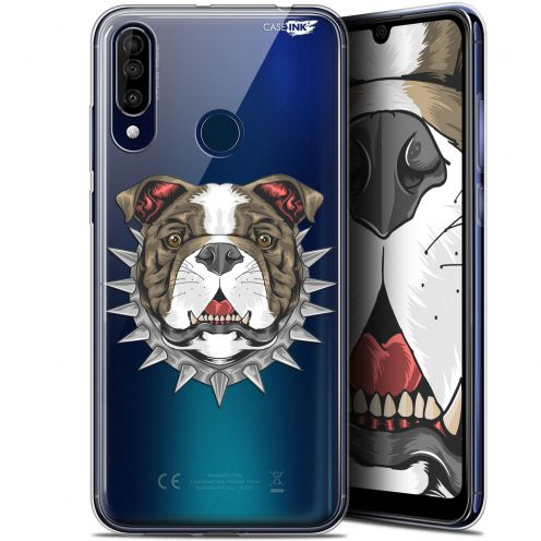 "Coque Gel Wiko View 3 (6.26"") Extra Fine Motif - Doggy"
